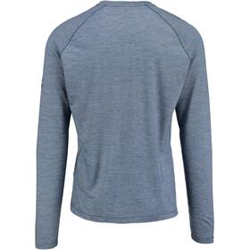 Kaikkialla M's Martti Merino Shirt 1/1 Marine